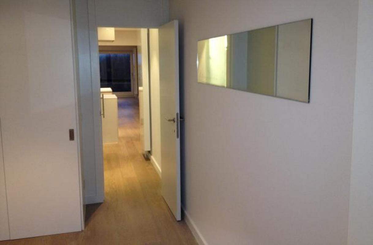 renovatie appartement Blankenberge
